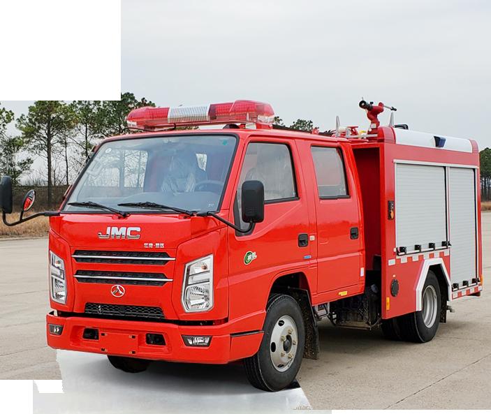 JMV5040GXFSG10型水罐消防车